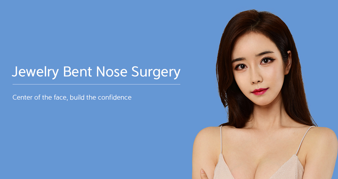 Jewelry Bent Nose Surgery