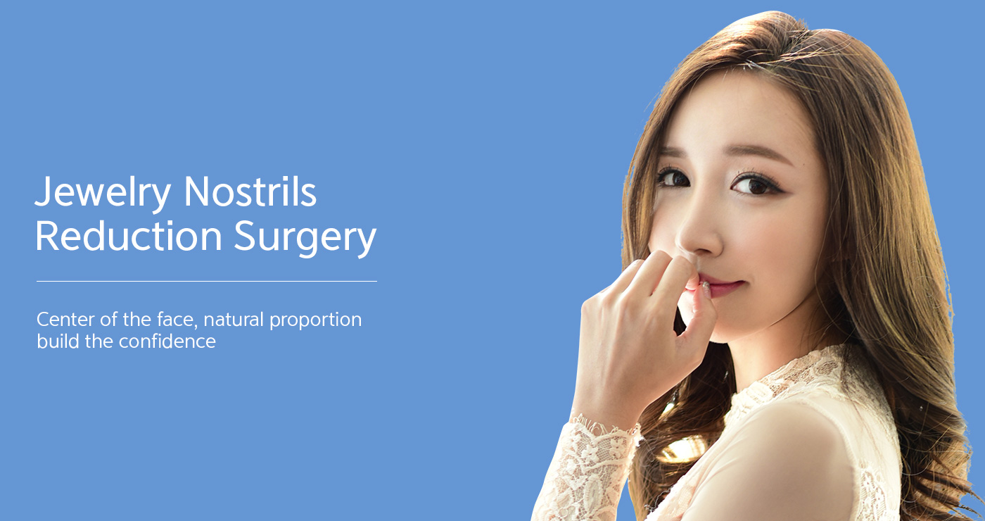 Jewelry Nostrils Reduction Surgery