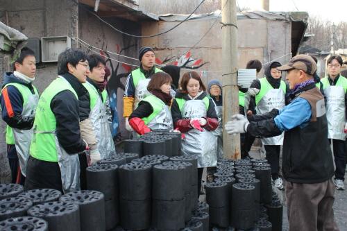 강남구청·쥬얼리성형외과, 사랑의 봉사활동 펼쳐
